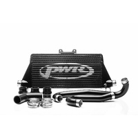 PWR 42/55mm Stepped Core Intercooler and Pipe Kit (Hilux 2.8TD 2015+) Black