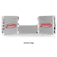 PWR 55mm Radiator - 500mm Core (Triton MK 03-06 4M40 2.8L Turbo Diesel) PWR58168
