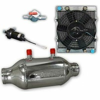 PWR Barrel Kit 5in x 6in Intercooler System PWR5904