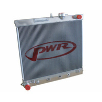 PWR 42mm Radiator (Hummer H3 08-10) Automatic PWR5976-3