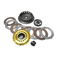OS Giken for TOYOTA JZX90 Chaser, Mark II, Cresta R4C quad-plate clutch