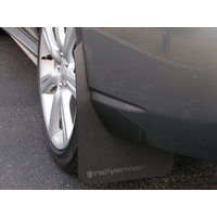 Rally Armor for Classic Mud flap Grey logo 02-07