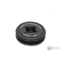 ROSS Metal Jacket Harmonic Damper FOR Mitsubishi 4G63 EVO 6 ??EVO 9 604202