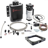 Snow Performance Stage 1 4500 Carburetor Water/Meth Kit - Braided Hose