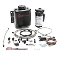 Snow Performance Stage 1 Diesel Boost Cooler Water/Meth Kit - Braided Hose