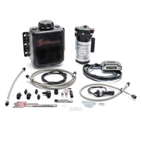 Stage 3 Direct Inj Boost Cooler Water/Meth Kit w/2D MAP Controller-Braided Hose