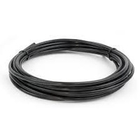 Snow Performance Nylon Hose 20 Foot Bag - Black