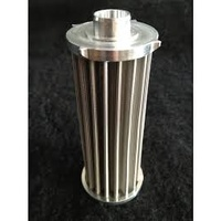 SSP Stainless Steel Transmission Lifetime Filter FOR MITSUBISHI EVO 10 SST 4B11