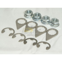Stage 8 Fasteners, M10 x 1.25 Nut & Lock Kit