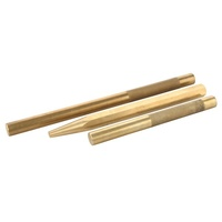 TOLEDO Brass Drift Punch Set - 3 Pc.