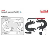 TOLEDO Toledo Timing Tool Kit - Audi 304036