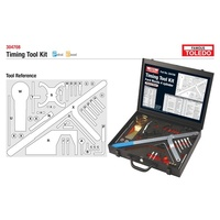TOLEDO Toledo Timing Tool Kit - Ford & Mazda 304708