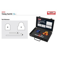 TOLEDO Toledo Timing Tool Kit - Holden (GM) 304742