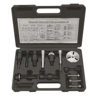TOLEDO A/C Clutch Hub Pullerand Installer Kit - 13 Pc
