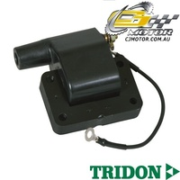 TRIDON IGNITION COIL FOR Mitsubishi  Lancer CA (Carb) 09/88-08/90, 4, 1.5L 4G15