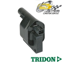 TRIDON IGNITION COIL FOR Suzuki Swift SF (Carb) 12/90-06/00, 4, 1.3L G13BA