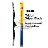 TRIDON WIPER COMPLETE BLADE DRVIER FOR BMW 5Series-E28 01/86-08/88  18inch