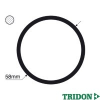 TRIDON Gasket For Audi S3 Turbo 11/99-03/02 1.8L APY