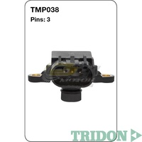 TRIDON MAP SENSOR FOR Jeep Grand Cherokee WH 5.7 01/11-5.7L Hemi EZO OHV Petrol
