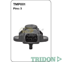 TRIDON MAP SENSOR FOR Jeep Grand Cherokee WH Diesel 01/11-3.0L EXL, O  Diesel