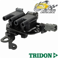 TRIDON IGNITION COIL FOR Kia Cerato LD 02/07-01/09,4,2.0L G4GC
