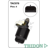 TRIDON IAC VALVES FOR Citroen Berlingo M49 09/03-1.4L SOHC 8V(Petrol) TAC078