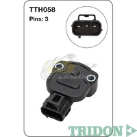 TRIDON TPS SENSORS FOR Chrysler Grand Voyager GS 04/01-3.3L OHV 12V Petrol