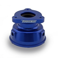 TURBOSMART Race Port Sensor Cap (Cap Only) - Blue TS-0204-3107
