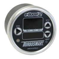 TURBOSMART eBoost2 60mm Black Silver TS-0301-1002