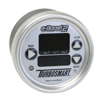 TURBOSMART eBoost2 66mm Silver Silver TS-0301-1004