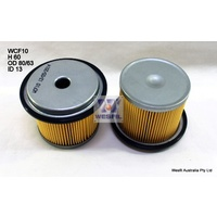 WESFIL FUEL FILTER - WCF10