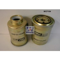 WESFIL FUEL FILTER - WCF104