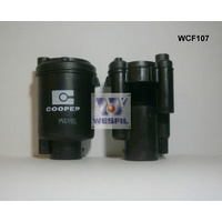 WESFIL FUEL FILTER - WCF107