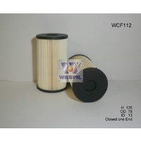 WESFIL FUEL FILTER - WCF112
