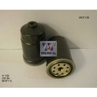 WESFIL FUEL FILTER - WCF126