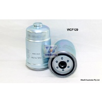 WESFIL FUEL FILTER - WCF129