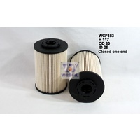 WESFIL FUEL FILTER - WCF183