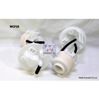 WESFIL FUEL FILTER - WCF25
