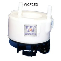 WESFIL FUEL FILTER - WCF253
