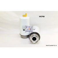 WESFIL FUEL FILTER - WCF69