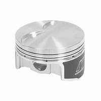 Wiseco SBC 350 21 – 23 degrees PRO Late Model Flat Top Set Pistons K0096B2