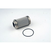 AEROMOTIVE 10-M Microglass Element: ORB-10 Filter Housings(12650)