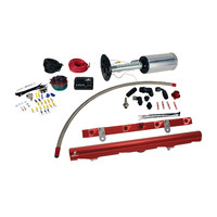 03-13 Corvette Stealth Eliminator Street Fuel System with LS2 Fuel Rails(17183)