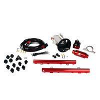 07-12 Shelby GT500 Stealth A1000 Racing Fuel System with 5.0L 4-V Fuel Rails(17316)