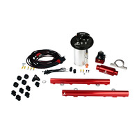 10-17 Mustang GT Stealth A1000 Race Fuel System with 5.0L 4-V Fuel Rails(17324)