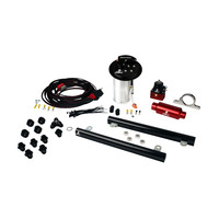 10-17 Mustang GT Stealth Eliminator Racing System with 5.4L CJ Fuel Rails(17346)