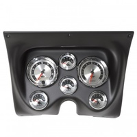 6 GAUGE DIRECT-FIT DASH KIT,CAMARO/FIREBIRD 67-68,TACH/MPH/FUEL/OILP/WTMP/VOLT # 7020