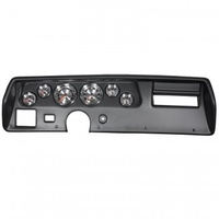 AUTOMETER 6 GAUGE DIRECT-FIT DASH KIT,AMERICAN MUSCLE # 7025