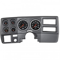 AUTOMETER 6 GAUGE DIRECT-FIT DASH KIT,CHEVY TRUCK / SUBURBAN 73-83,SPORT-COMP # 7027-SC