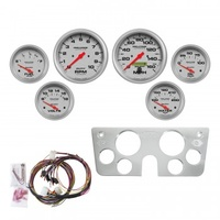 AUTOMETER 6 GAUGE DIRECT-FIT DASH KIT,CHEVY TRUCK 67-72,ULTRA-LITE # 7045-UL